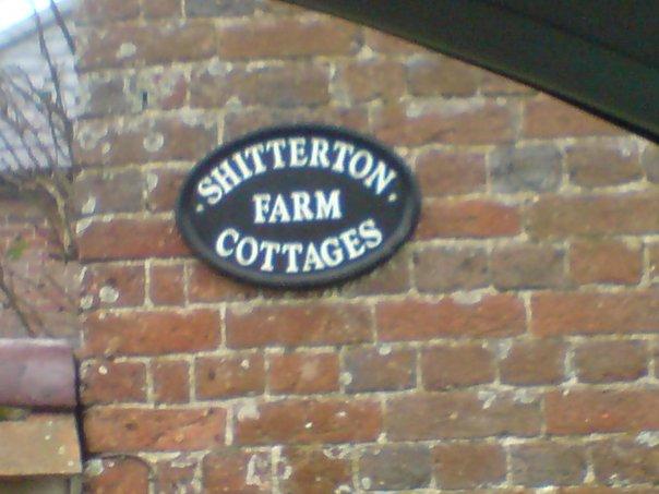 Al Vimh's visit to Shitterton